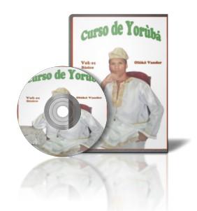Aula de Yoruba em DVD